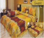 Sprei Lady Rose Sinopsis