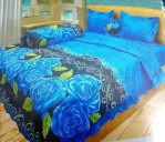 Sprei Lady Rose Ocean