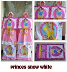 Mukena Anak Princess Snow White (S,M,L,XL,XXL)