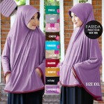 Jilbab Instan Bergo Pocket Jumbo (Uk. XXL)